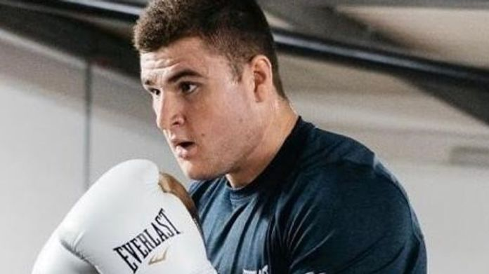 Johnny Fisher is 'The Romford Bull'