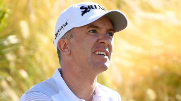 Scotland's Martin Laird is two off the early lead in California