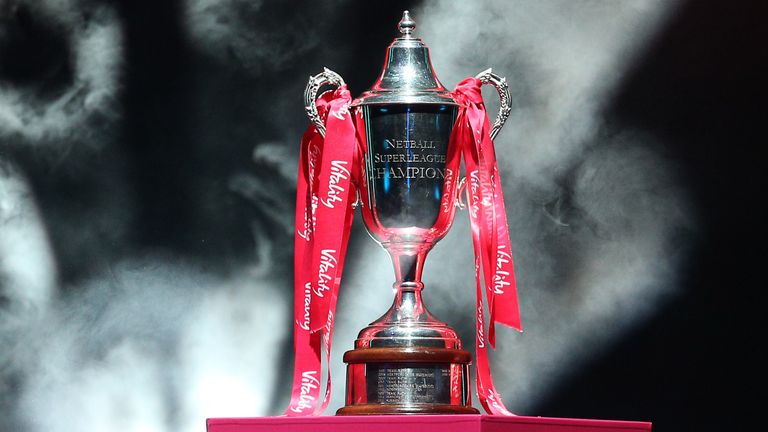 The Vitality Netball Superleague Grand Final will take place on June 27