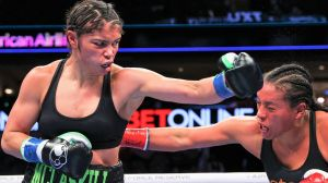Jessica McCaskill defeats Cecilia Braekhus again on points to stay as undoubtedly welterweight champion |  Boxing news