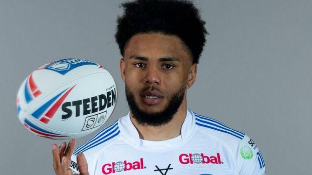 Dual-code international Kyle Eastmond could make his Leeds debut against Wakefield