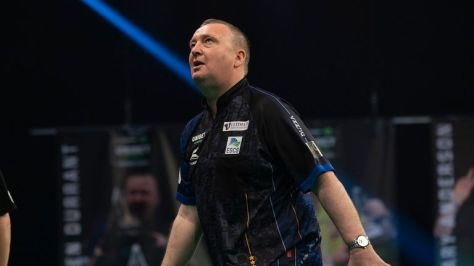 Durrant has endured a nightmare start to 2021, which saw him lose all nine of his Premier League Darts fixtures