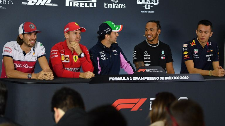 F1 press conferences: yesterday vs today