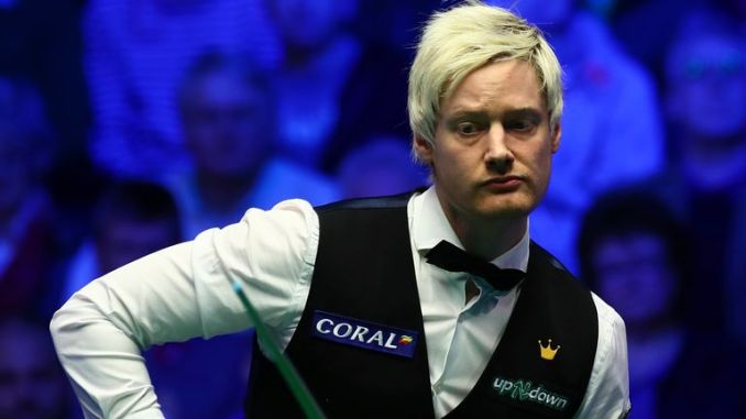 Neil Robertson sealed a superb 10-4 win against Ronnie O'Sullivan in the Tour Championship final (Imaginechina via AP Images)