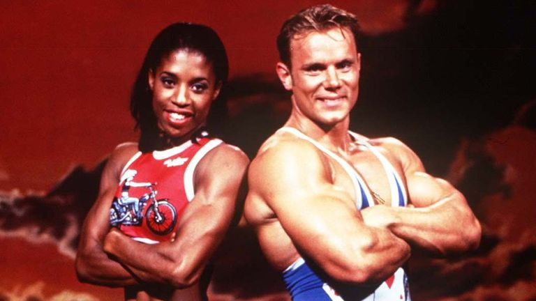 Jennifer Stoute later became known as Rebel on Saturday night TV show Gladiators