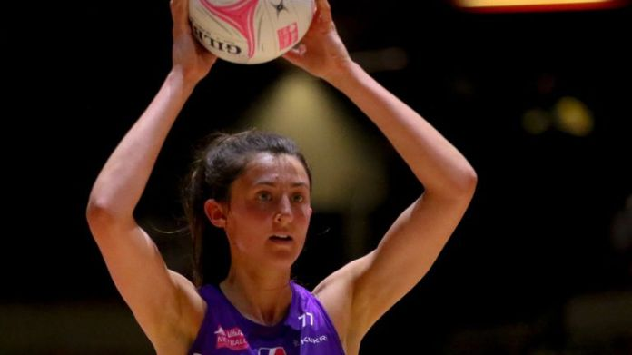 Loughborough Lightning face Leeds Rhinos Netball in the first semi-final on Saturday afternoon (Image credit - Ben Lumley)