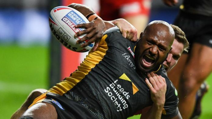 Lui says he would recommended playing in Super League to any player who asked
