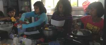 Cooking classes with Sharie Martiny
