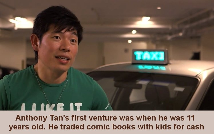 Anthony Tan, CEO & Founder, GrabTaxi