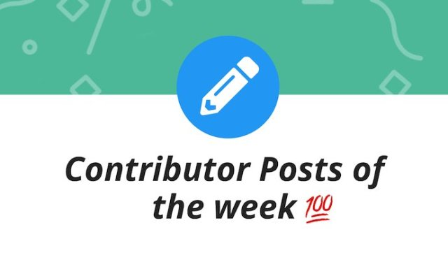 Contributor posts