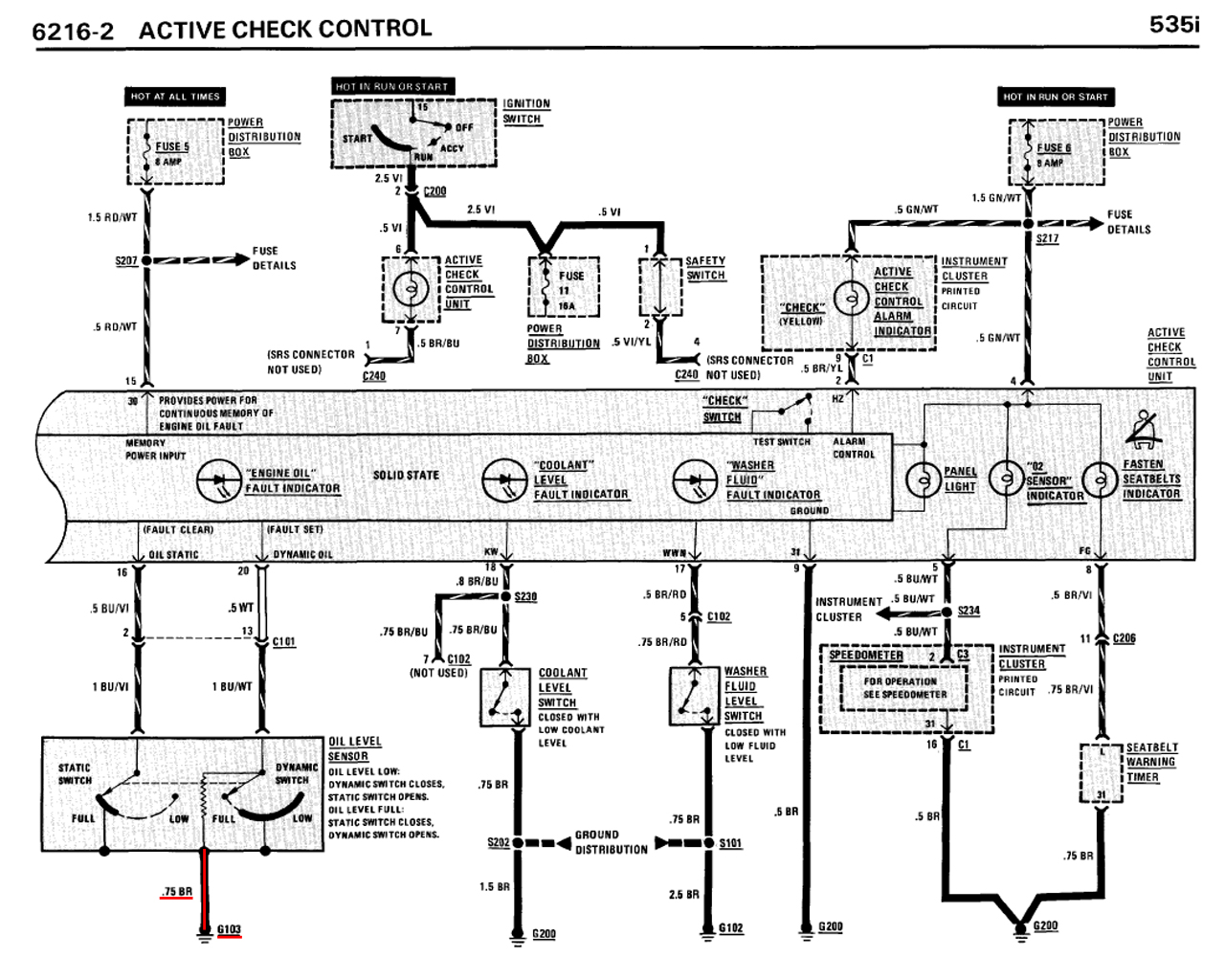 [DIAGRAM] Bmw E39 Wiring Diagrams 1998 FULL Version HD
