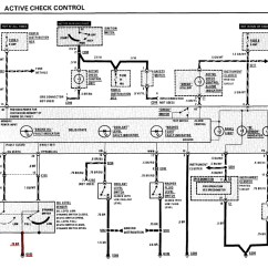 E34 Wiring Diagram Ford 2 3 Timing Bmw E28 Static Diagrams Schemes