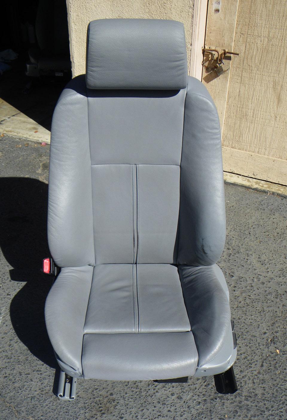 Fs Bmw E39 Front Sport Seats 540i 528i Oem Gray