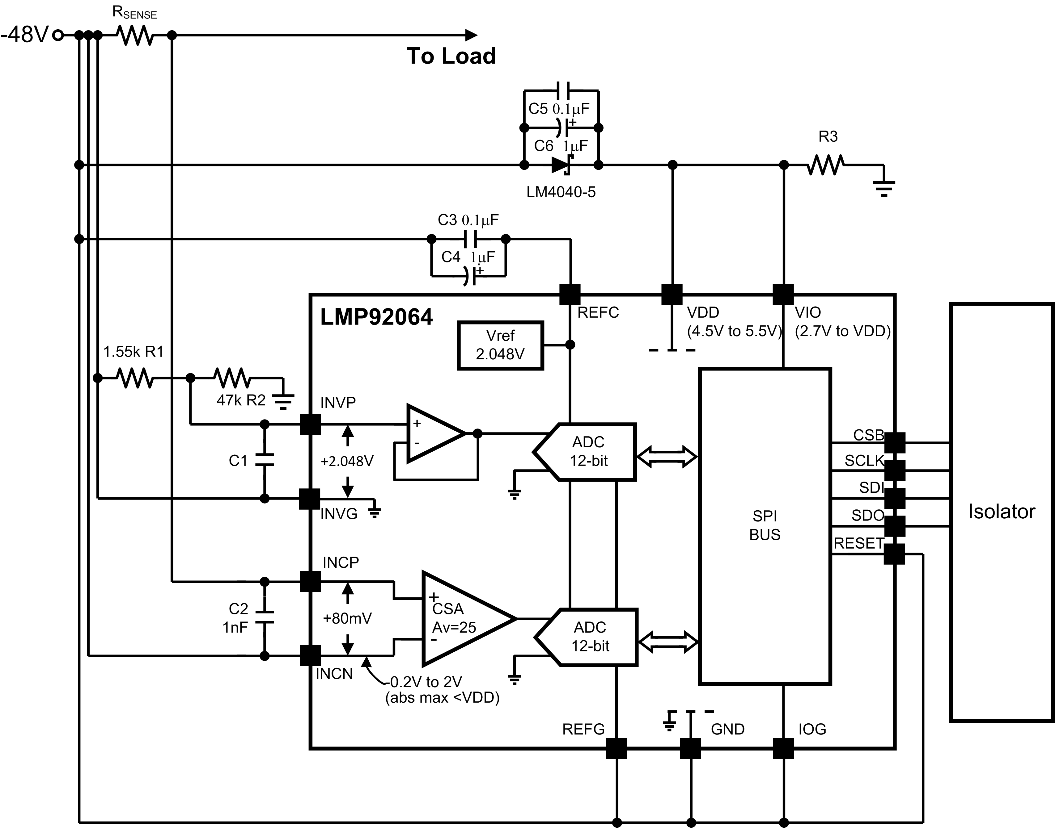 How To Accurately Measure Current And Voltage In A Gsm