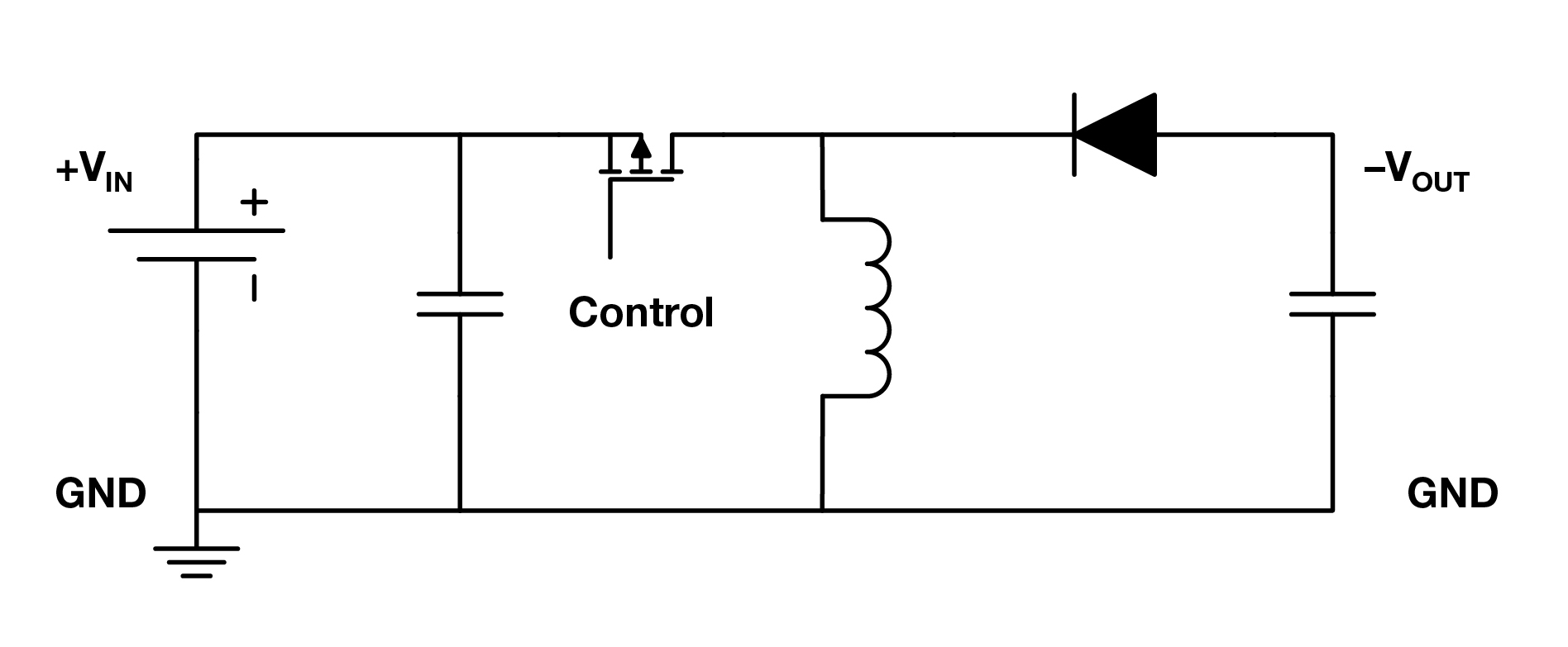 circuit diagram of buck boost converter database entity relationship tool flyback power supply schematic high voltage