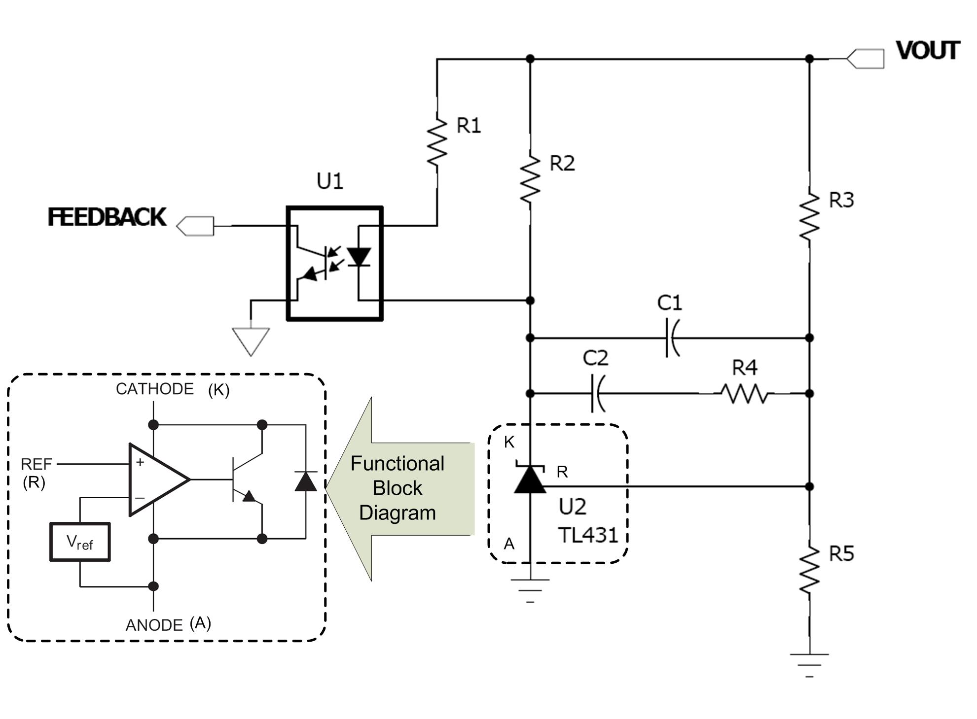 Power Rectifier Schematic