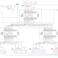 Logic Diagram Of 8 To 1 Line Multiplexer 2000 Jeep Grand Cherokee Radio Wiring Block Binary Multiplier