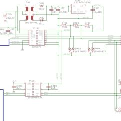 Rs485 2 Wire Connection Diagram Kenwood Model Kdc Wiring Resolved Iso1176t For Modbus Circuit Correct
