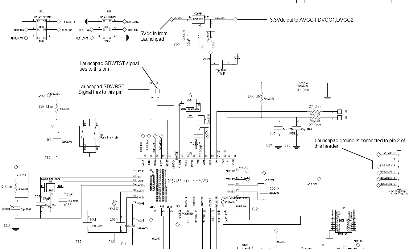 Virgin Msp430f Failing To Program Urgent