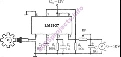 [Resolved] LM2907 frequency to voltage converter