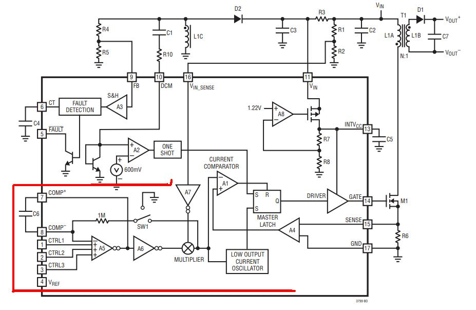 problems about primary side control constant current (PSR