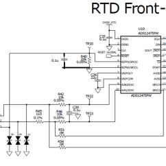 Digital Temperature Controller Circuit Diagram Rheem Rhsl Wiring [resolved] Ads1248 - Pt100 Measurement With Bipolar Power Precision Data Converters Forum ...