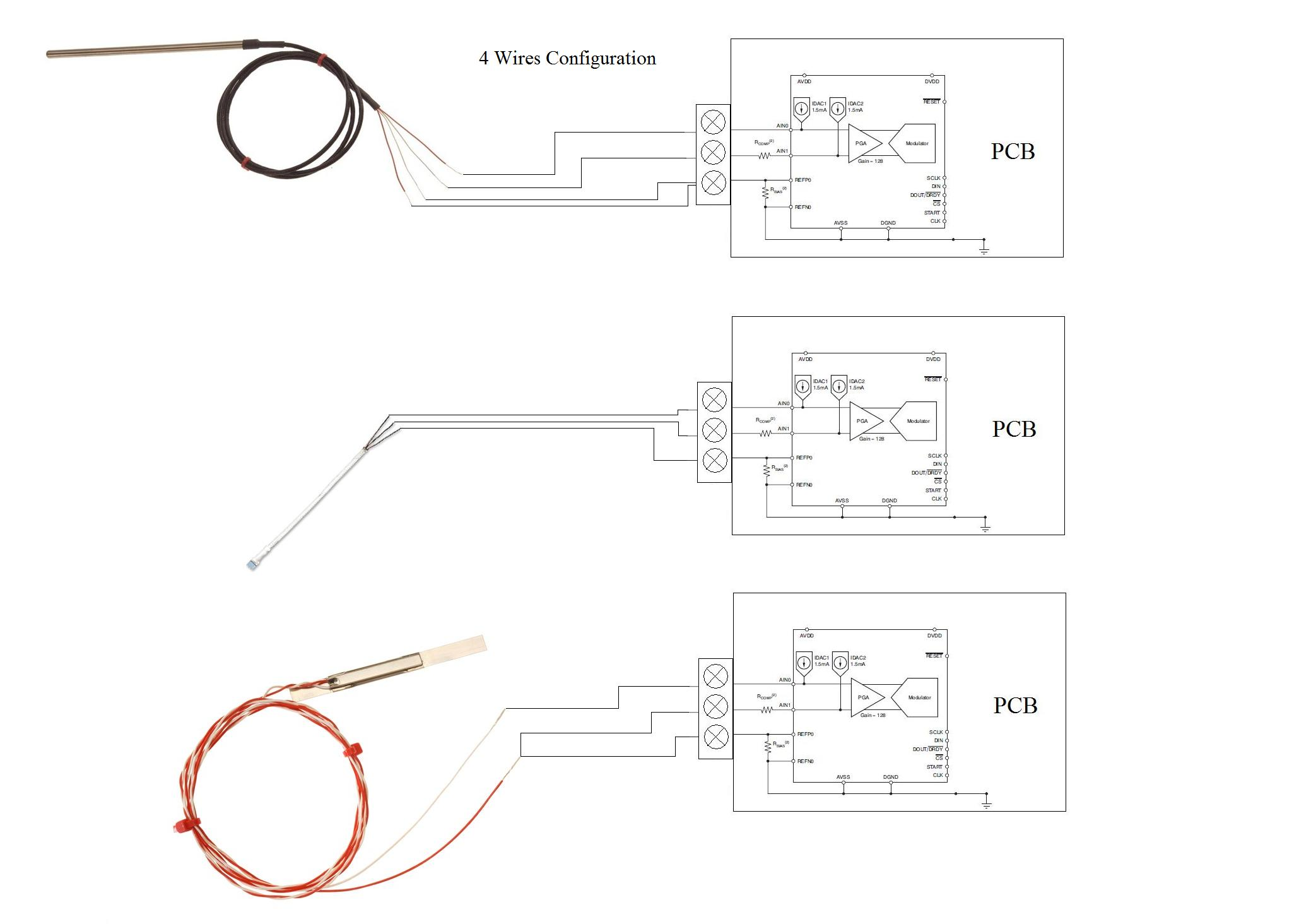 4 wire rtd connection facbooik com Rtd Sensor Wiring 3 wire rtd wiring diagram rtd sensor wiring