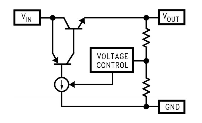 Esr Regulator Output Capacitor