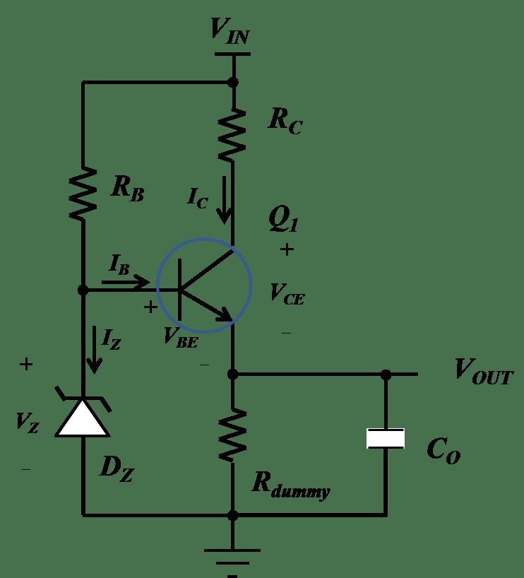 current limit circuit for voltage regulator technical community