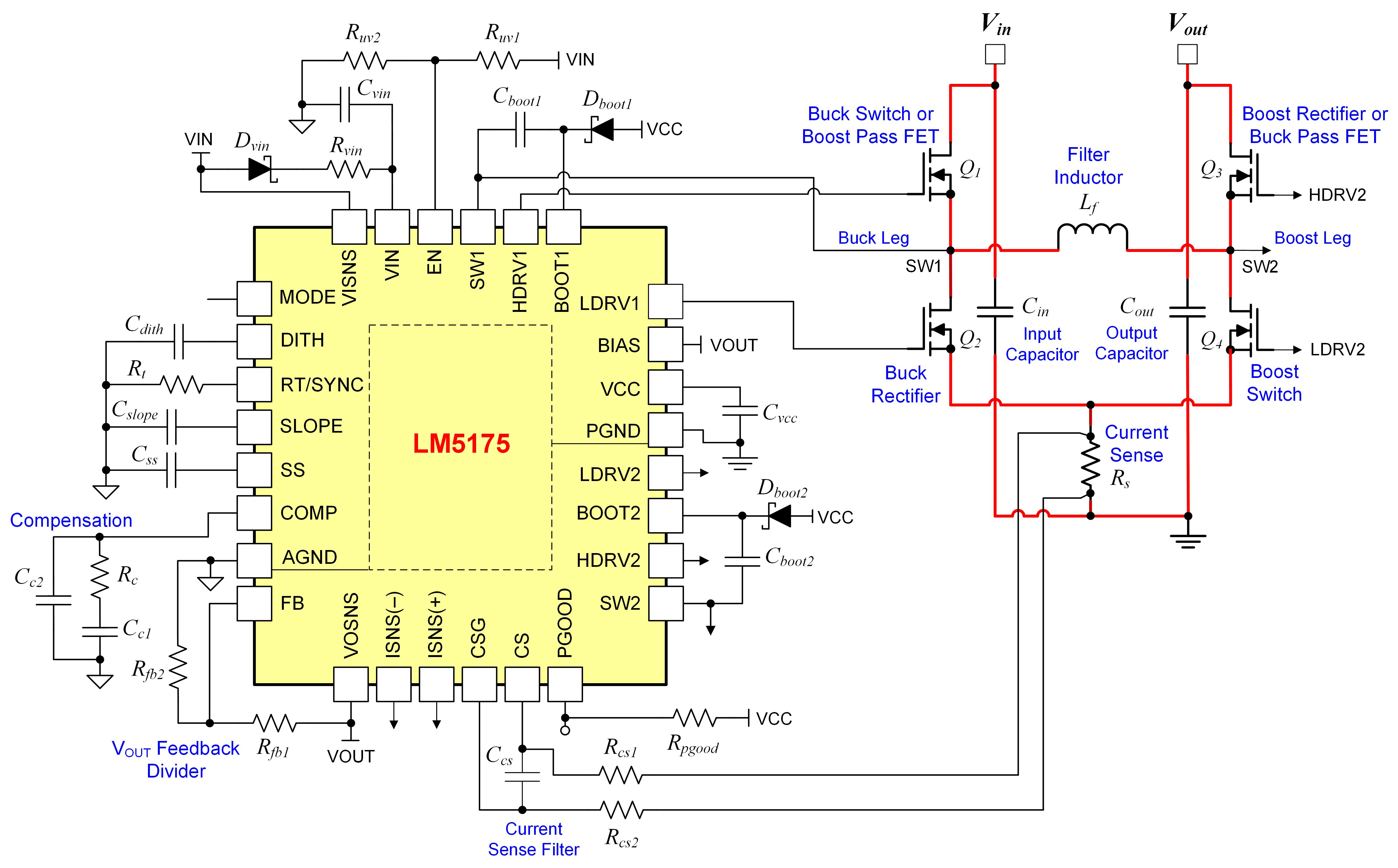 Dc Buck Converter Schematic Auto Electrical Wiring Diagram Ncp1034 To Circuit And Datasheet Increase Efficiency Understanding