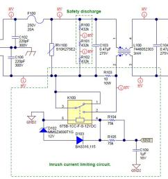 power tips how to limit inrush current in an ac dc power supply power management technical articles ti e2e community [ 4744 x 3750 Pixel ]