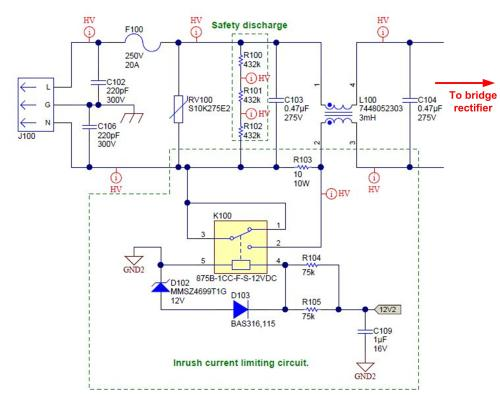 small resolution of power tips how to limit inrush current in an ac dc power supply power management technical articles ti e2e community