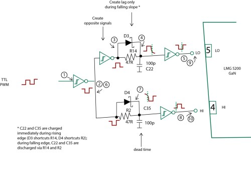 small resolution of figure 3 dead time generator schematic