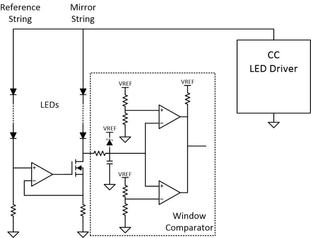 medium resolution of figure 1 window comparator