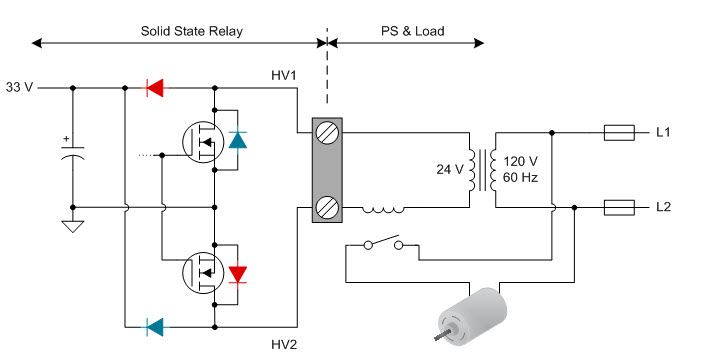 How to power your thermostat using solid state relays