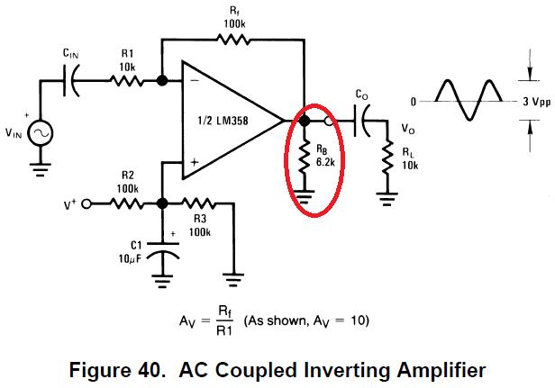application circuits