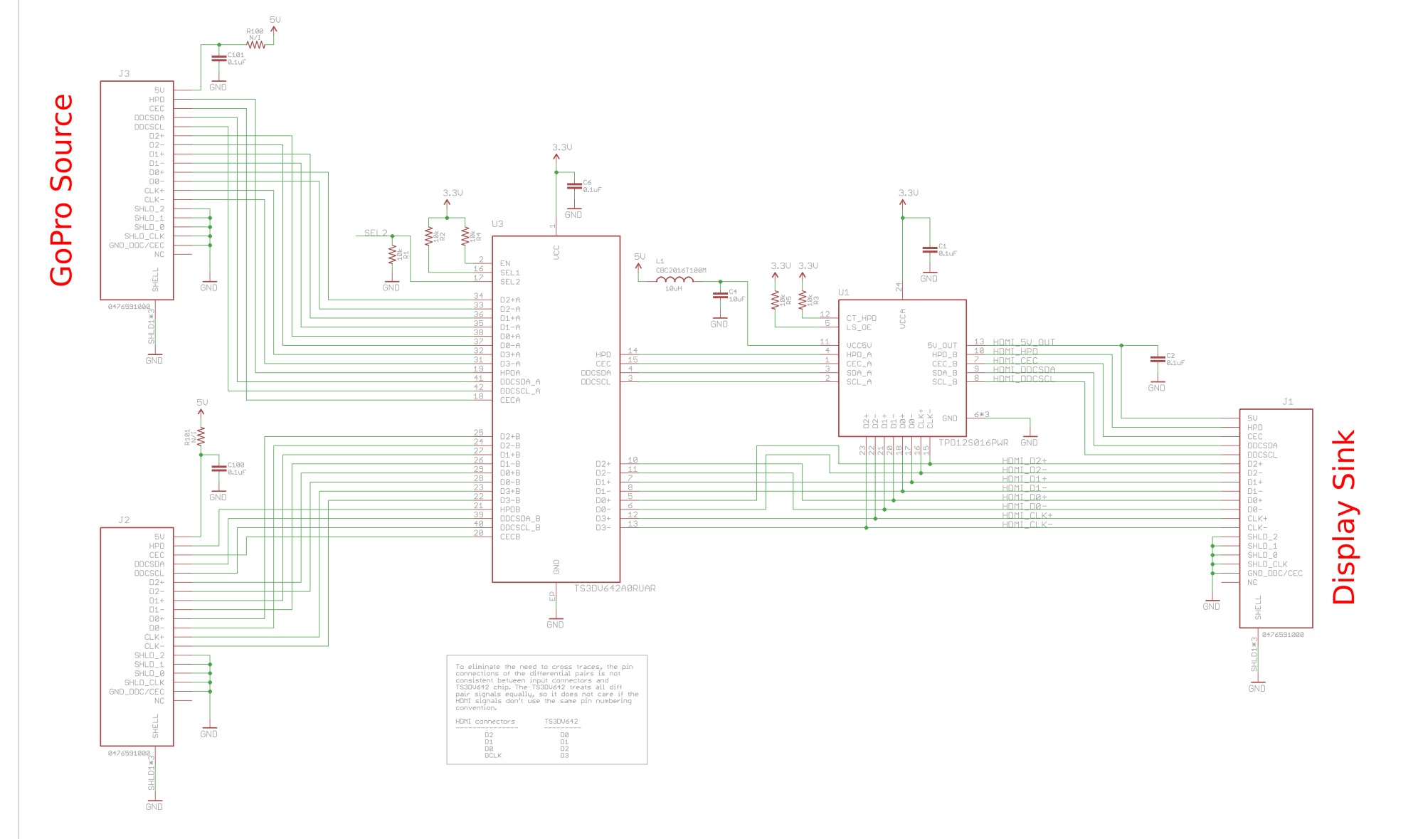 hight resolution of hdmi wiring diagram problems