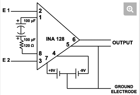 INA326: Filter configuration on the INA326 and replacing