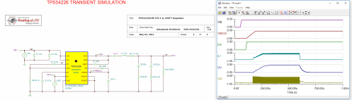 small resolution of tweaked circuit without shutdown rout increased to 10k ohm