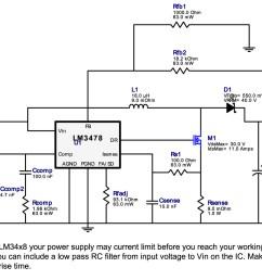 lm3478 12v to 24v boost application [ 2059 x 1097 Pixel ]