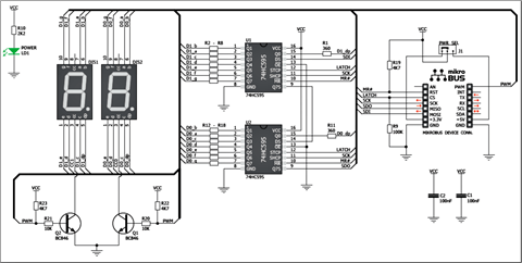 8 Bit Counter Schematic 4-Bit Counter Wiring Diagram ~ Odicis