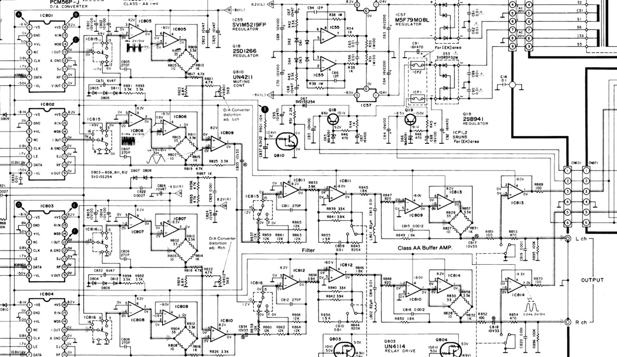 [Resolved] Opamp upgrade to Technics SL-P990 cd player