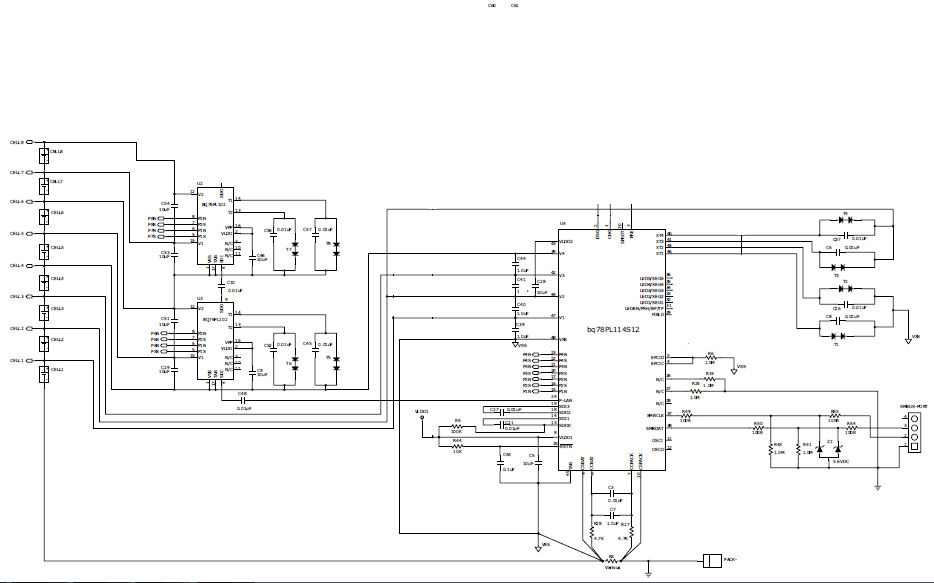 BMS. Active cell Balance. LiFePo4 with PowerPump
