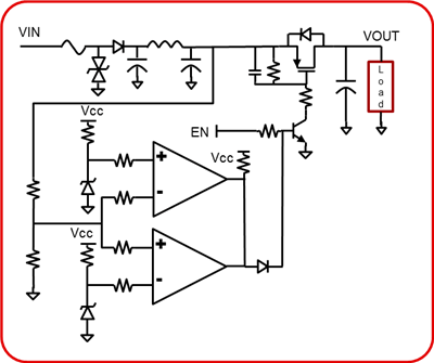 Blocking Diode Circuit Tunnel Diode Wiring Diagram ~ Odicis