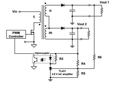 Differences between PSR and SSR in bias power-supply