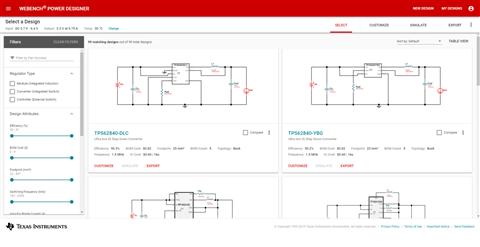 超低消費電力アプリケーションでデューティ・サイクルを設計するためのWEBENCHの使用方法 - 電源 IC - Japan - TI ...