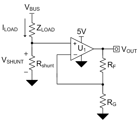 Low-side current sensing for high-performance cost