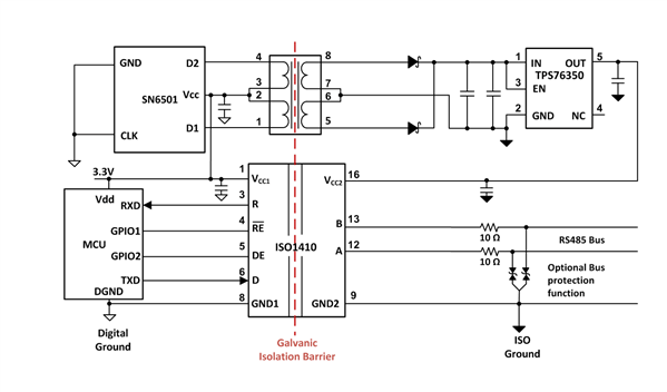 Top 7 design questions about isolated RS-485 transceivers