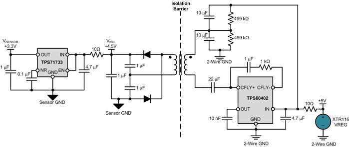 2-wire 4-20mA sensor transmitters: Designing Input