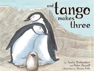 საბავშვო წიგნი გეი პინგვინებზე